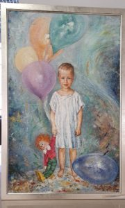 Художественная выставка Арт Микс
